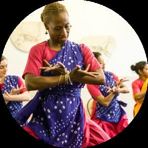 Bharatanatyam lernen