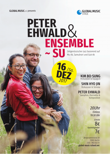 Peter Ewald & Ensemble su