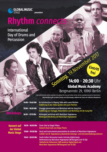 International Day of Drums & Percussion