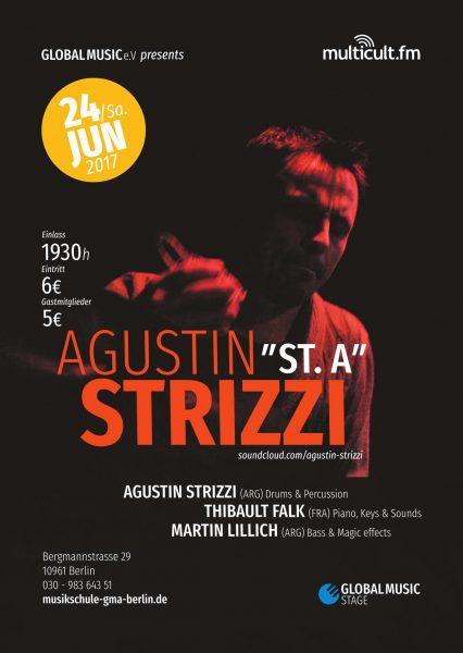 Agustin Strizzi ST.A