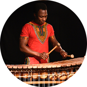 Balafon With Aly Keïta Group courses for children and adults