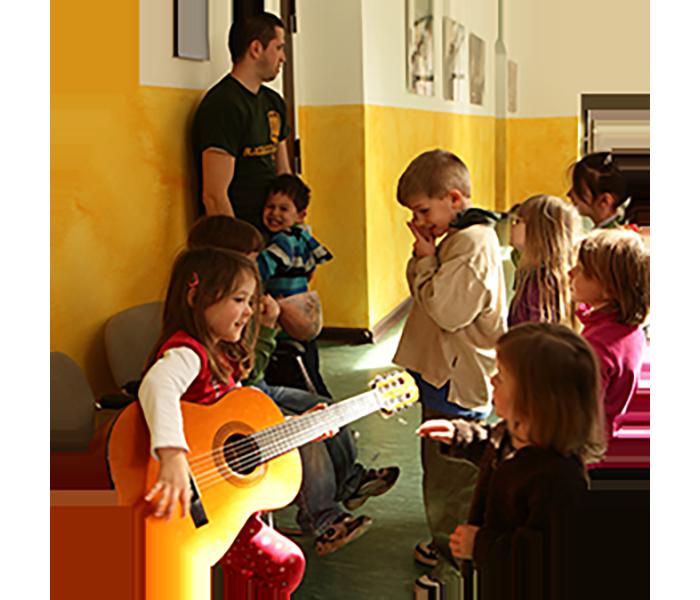 Musikalische Früherziehung Unterricht