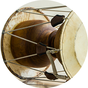 New group course for corean percussion (changgo, buk etc) will start in August 2019 Format: 60min, weekly registration deadline: 30th of June