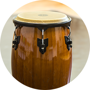 Afro-Cuban Percussion Ensemble of Robby Geerken has places available for singers and percussionists. Wed. 6pm-7pm