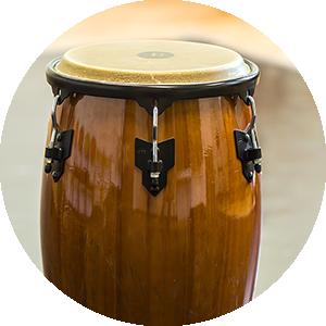 Neues Afro-Cuba Percussion Ensemble sucht noch weitere Teilnehmer: Perkussionist*innen und Sänger*innen. Termin: mittwochs 19h-20h