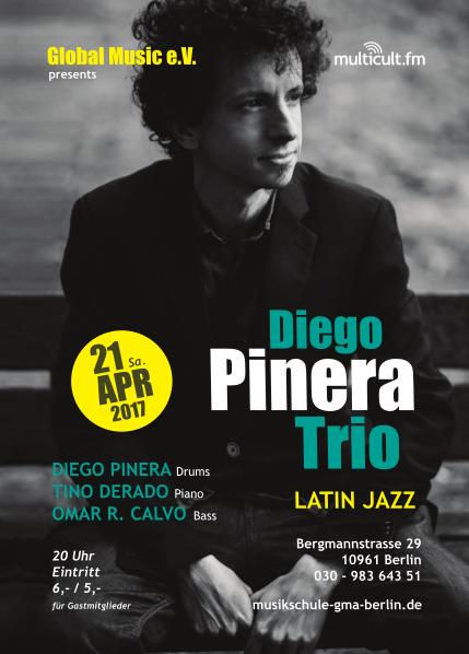 Diego Pinera Trio