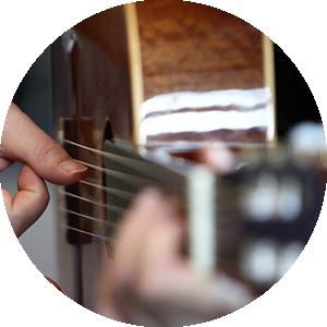 Akustik Gitarre lernen
