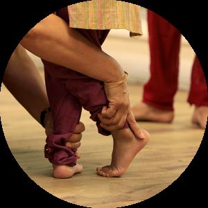 Indischer Tanz für Anfänger