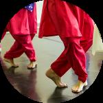 Klassischer Südindischer Tanz Bharatanatyam