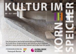 Kultur im Speicher Hobrechtsfelde 2021