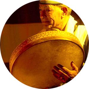 arabische Perkussion – Mohamed Askari