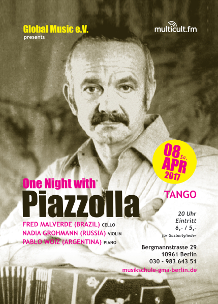 One Night with Piazzolla