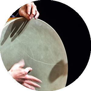 Orientalische Perkussion