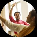 Master Classes für Profi – Tänzer – Bharatanatyam