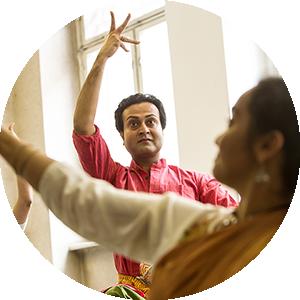 Bharatanatyam workshop