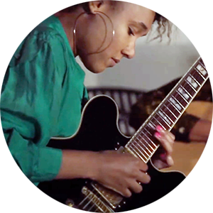 Electric Guitar with Yamirah Gehrke For beginners and advanced players.