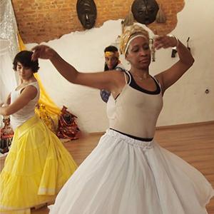 Yoruba-Tanz